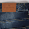 Stone Harbor Dark Ocean  Skinny Fit Superstretch Denim Pants