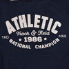 National Champion thermal lined over Head Graphic Hoodie - Klashcollection.com