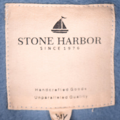 "Stone Harbor ""FOX Triangle"" Graphic Ringer sweat Shirt"