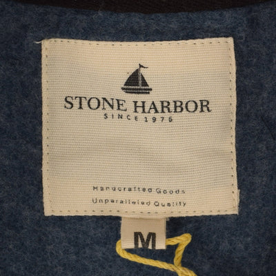 Stone Harbor Ethan Contrast Quilted Sleeve Bomber Jacket