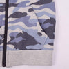Henry James Boy's Zipper Hoodie Boy's Henry James Camouflage Sleeveless ZIPPER HOODIE