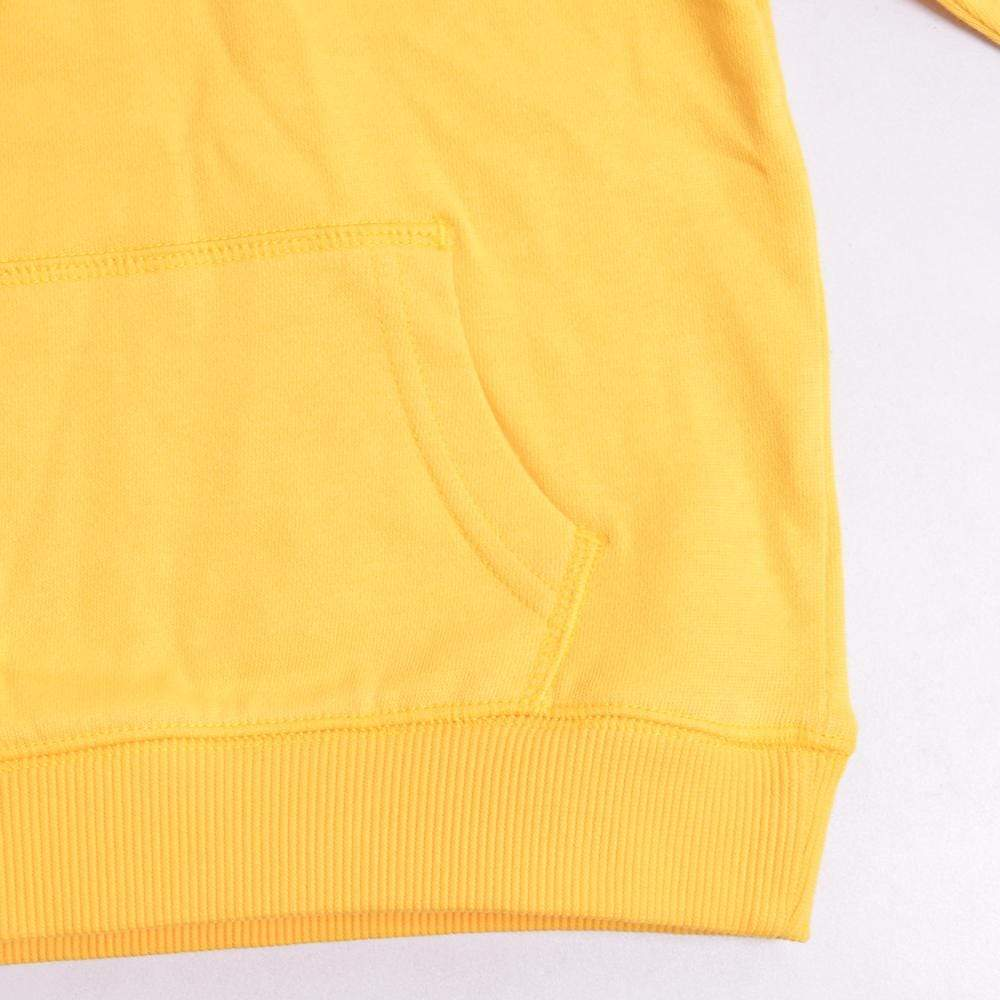 Henry James Boy's Zipper Hoodie Yellow / 1-1.5 Years Boy's Henry James Watch Out Pullover HOODIE