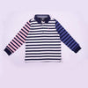Henry James Kid's Polo Shirt White / 12-18 Months Boy's Henry James Molic Long Sleeve Polo Shirt