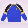 Henry James Kid's Sweatshirt Blue / 3-4 Years Boy's Henry James MTC Crew Neck Sweatshirt