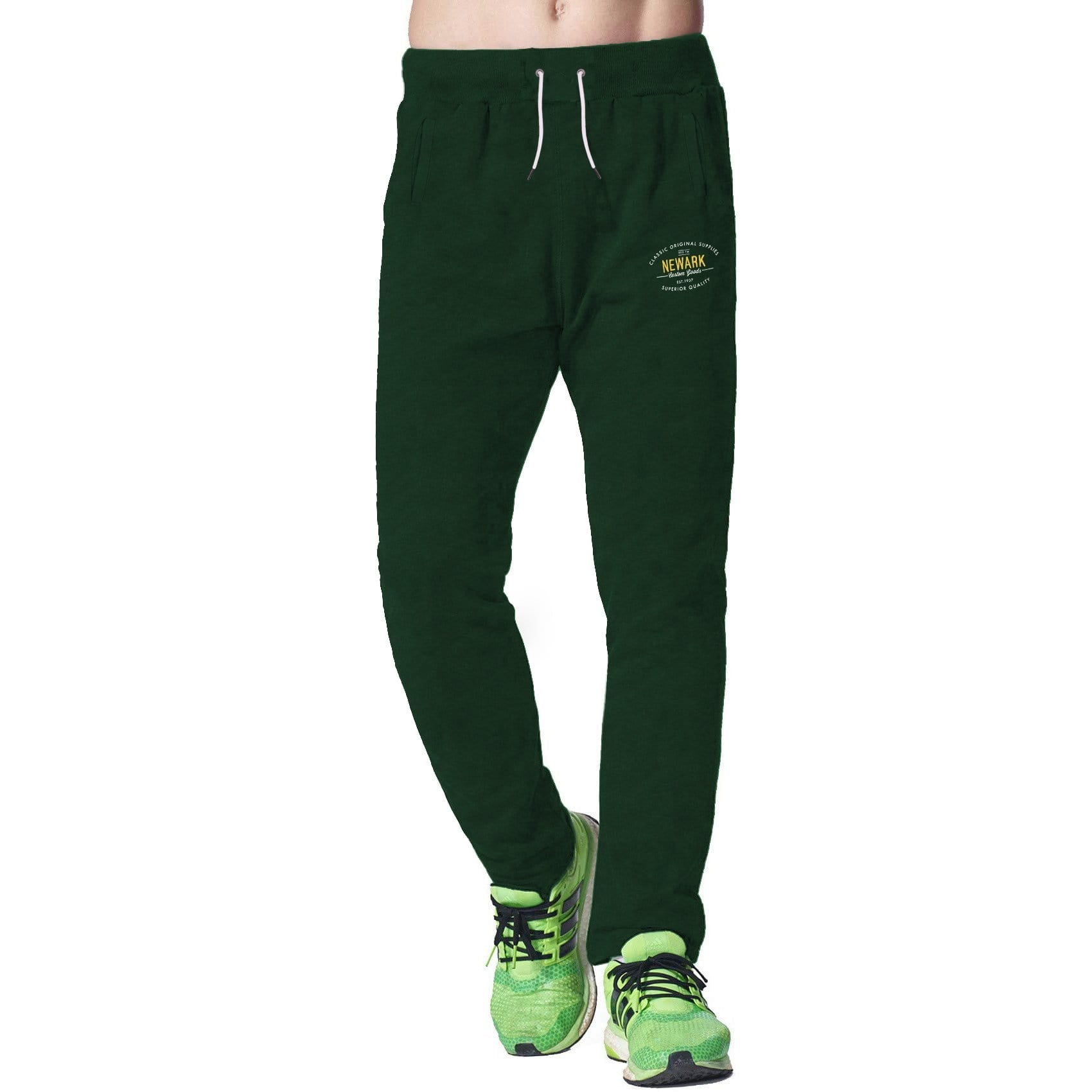 Henry James Men's Sweat Pants Bottle Green / S Men's Henry James Bottle Green NEWARK Sweat Pants
