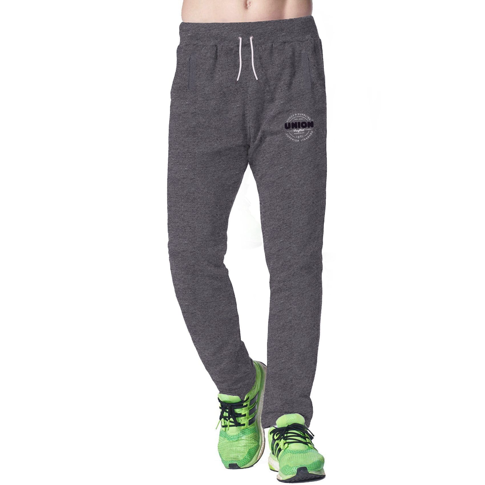 Henry James Men's Sweat Pants Dark Grey / XS Men's Henry James Union Tough Sweat Pants