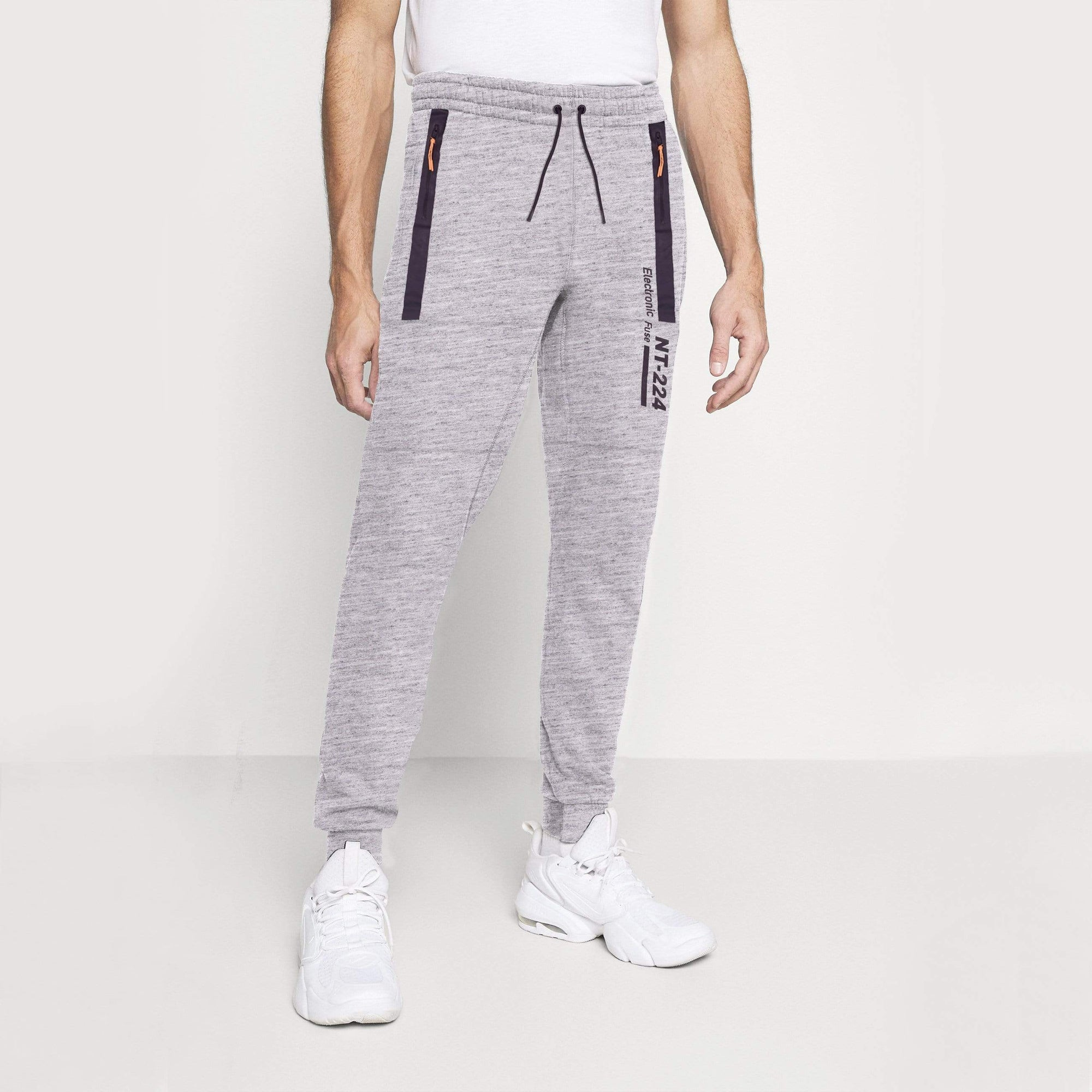 Henry James Men's Sweat Pants Silver Marl / S Men's Henry James Electronic Fuse Sweat Pants