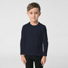 Dylan Long Sleeves Crew Neck Basic Tee Shirt - Klashcollection.com