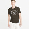 Javir Short Sleeves Crew Neck Graphic Tee Shirt - Klashcollection.com