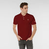 Alonso Short Sleeves Signature Pique Polo Shirt - Klashcollection.com