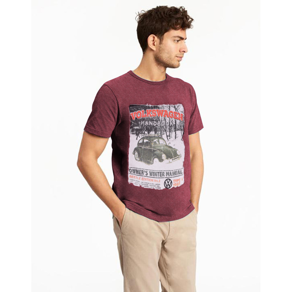 4356b92e8231 Stefan Short Sleeves Crew Neck Graphic Tee Shirt - Klashcollection.com