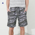 Stone Harbor Thiago Camouflage long Shorts