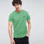 Barnaby Sueded Jersey Crew Neck Tee shirt