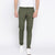 Z.M Olive Slim Fit Knee Patch Cotton Stretch pants