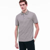 Vicente Summer Special Texture Jersey Pocket Polo Shirt