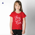 "Antonia Crew Neck "" This Girl"" Graphic T-Shirt"