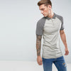 Tomás Raglan Sleeves Double Knit Popcorn Pique  Polo Shirt - Klashcollection.com