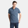 Fergus Short Sleeve Signature Pique Polo Shirt