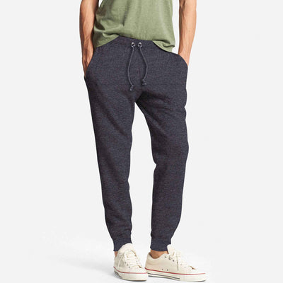 Concordia Zingler Dye Yarn Close Bottom Joggers - Klashcollection.com