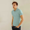 Trevor Short Sleeve Basic Pique Polo Shirt