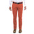 Stone Harbor Burnt Orange Super Stretchy Regular Fit Cotton pants