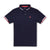 Men's Henry James Zambic Short Sleeve Polo Shirt