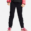 Skinny Close Bottom Dhota Charcoal Jogger
