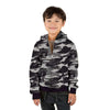Stone Harbor Boy's Zipper Hoodie Black / 2-3 Years Boy's Stone Harbor Camouflage Fur Lined Zipper HOODIE