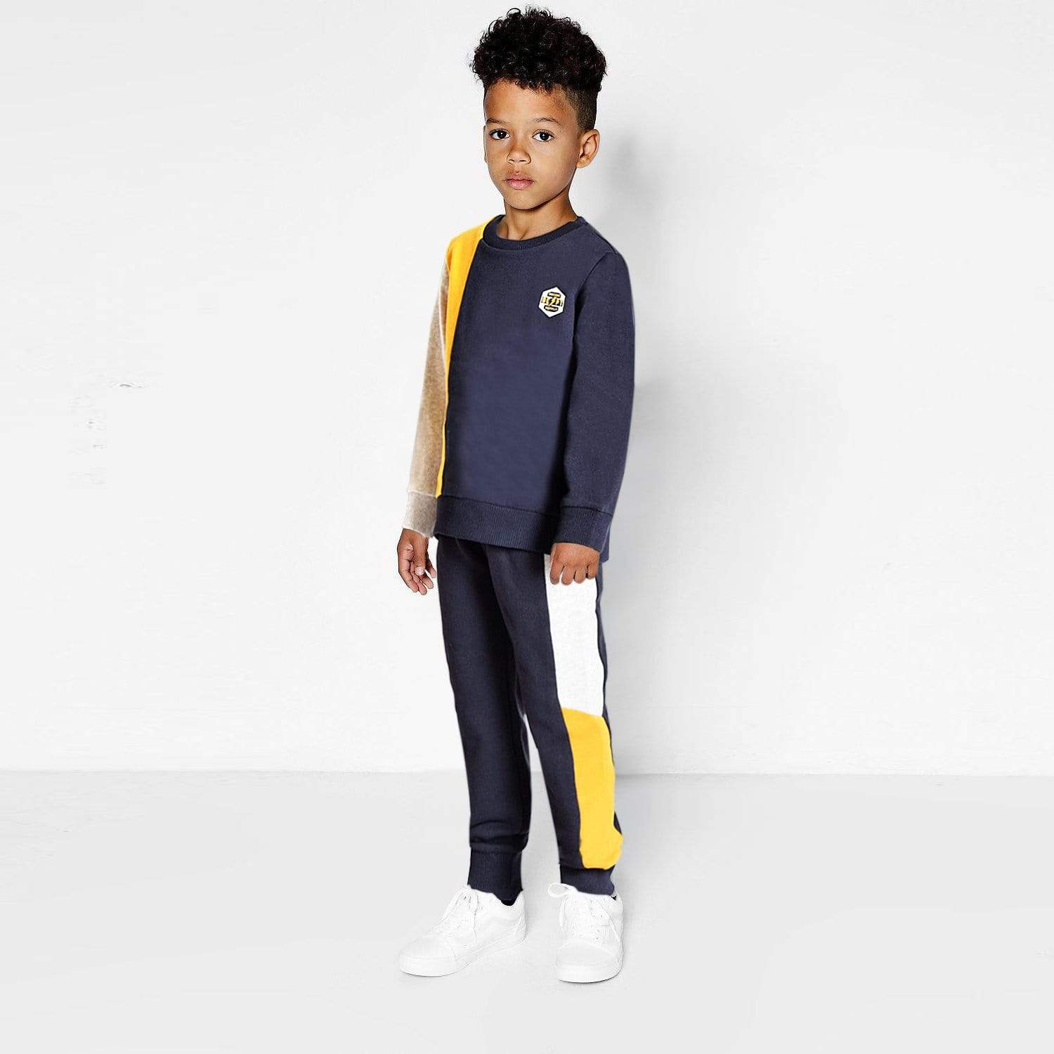 Stone Harbor Boys Track Suit Boy's Stone Harbor Dept Awesome Tracksuit
