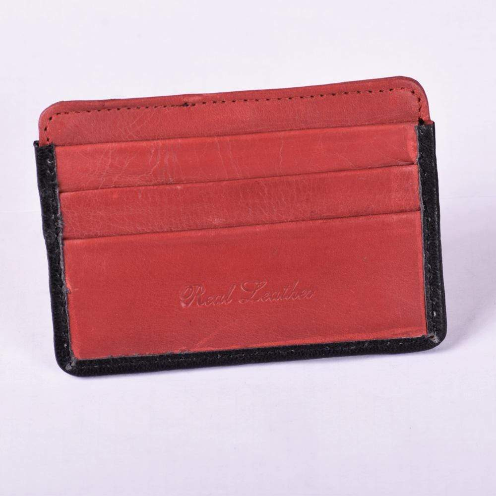Stone Harbor Card Holder Stone Harbor Real Leather Card Holder