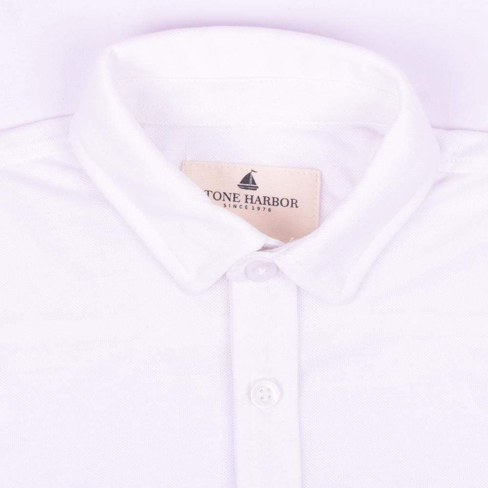 Stone Harbor Slim Fit Long Sleeve Button Shirt - Crossconnections.com.pk