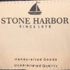 Stone Harbor Slim Fit Navy Long Sleeve Button Shirt