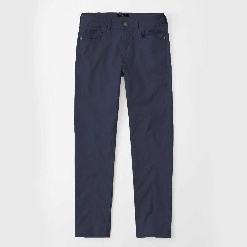 Stone Harbor Kid's Denim Dark Navy / 2-3 Years Boy's STONE HARBOR FOLER Cotton Pants