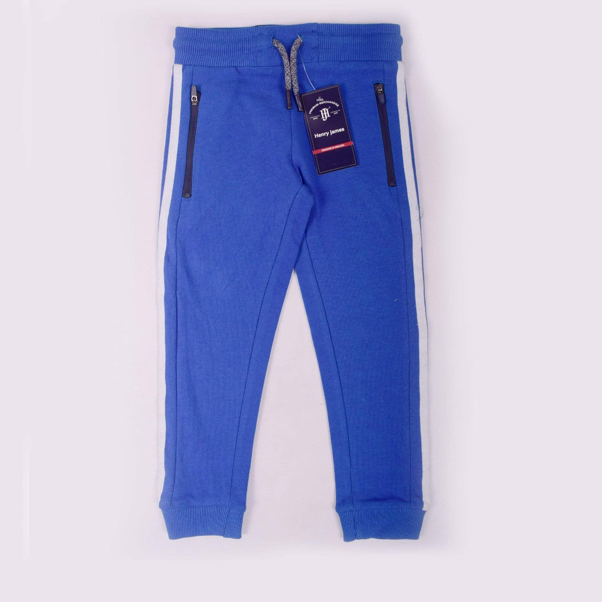 Stone Harbor Kid's Jogger Royal Blue / 3-4 years Boy's Henry James Royal Slim Fit Sweatpants