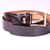 Stone Harbor Men's Acroma Lem Textured Leather Belt