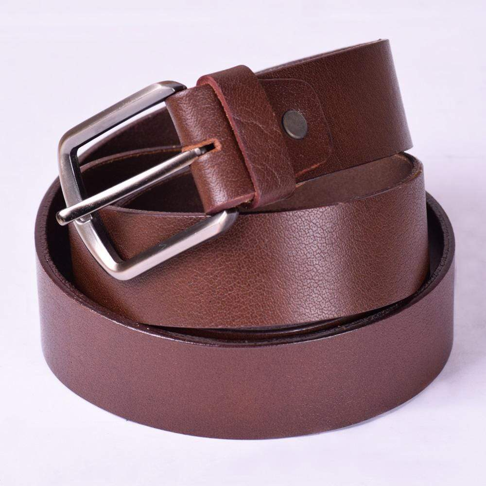 Stone Harbor Men's Belt 43 Inches Stone Harbor Men's Colson Leather Belt