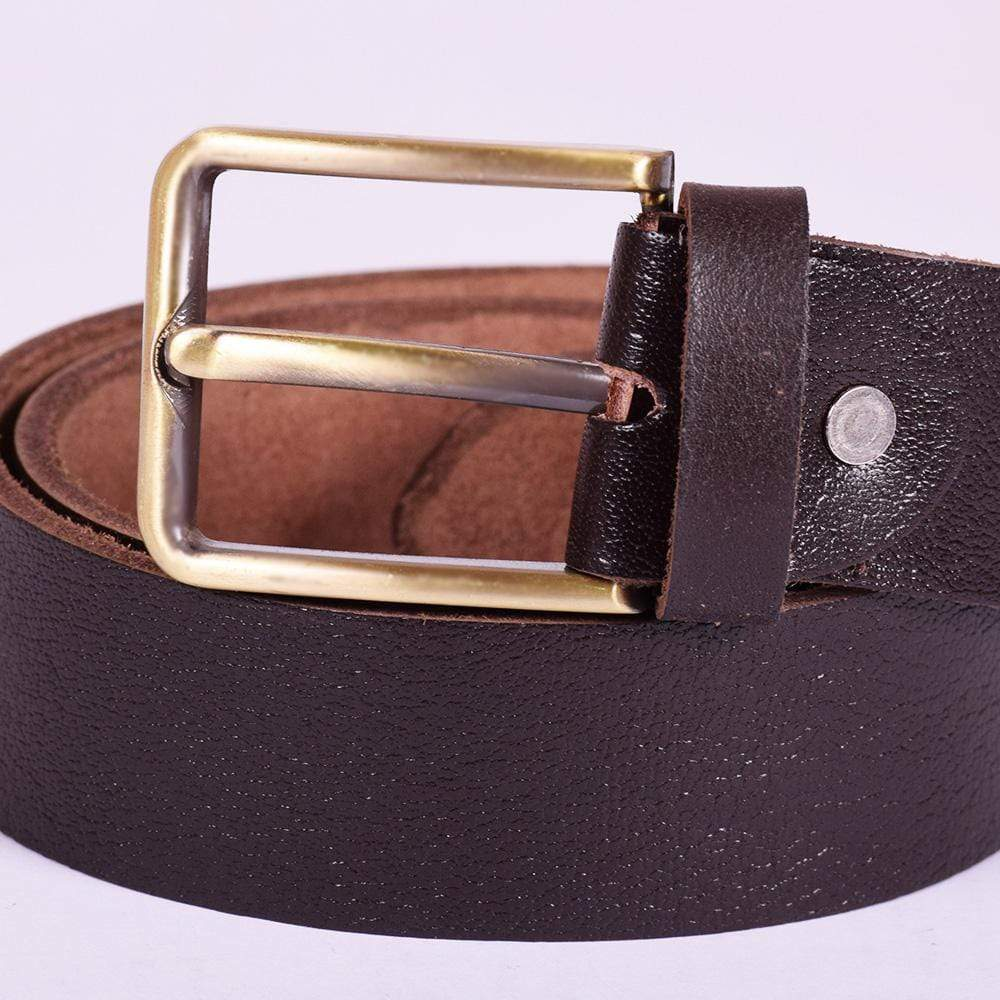 Stone Harbor Men's Belt 35 Inches STONE HARBOR MEN'S FOLTON Textured LEATHER BELT