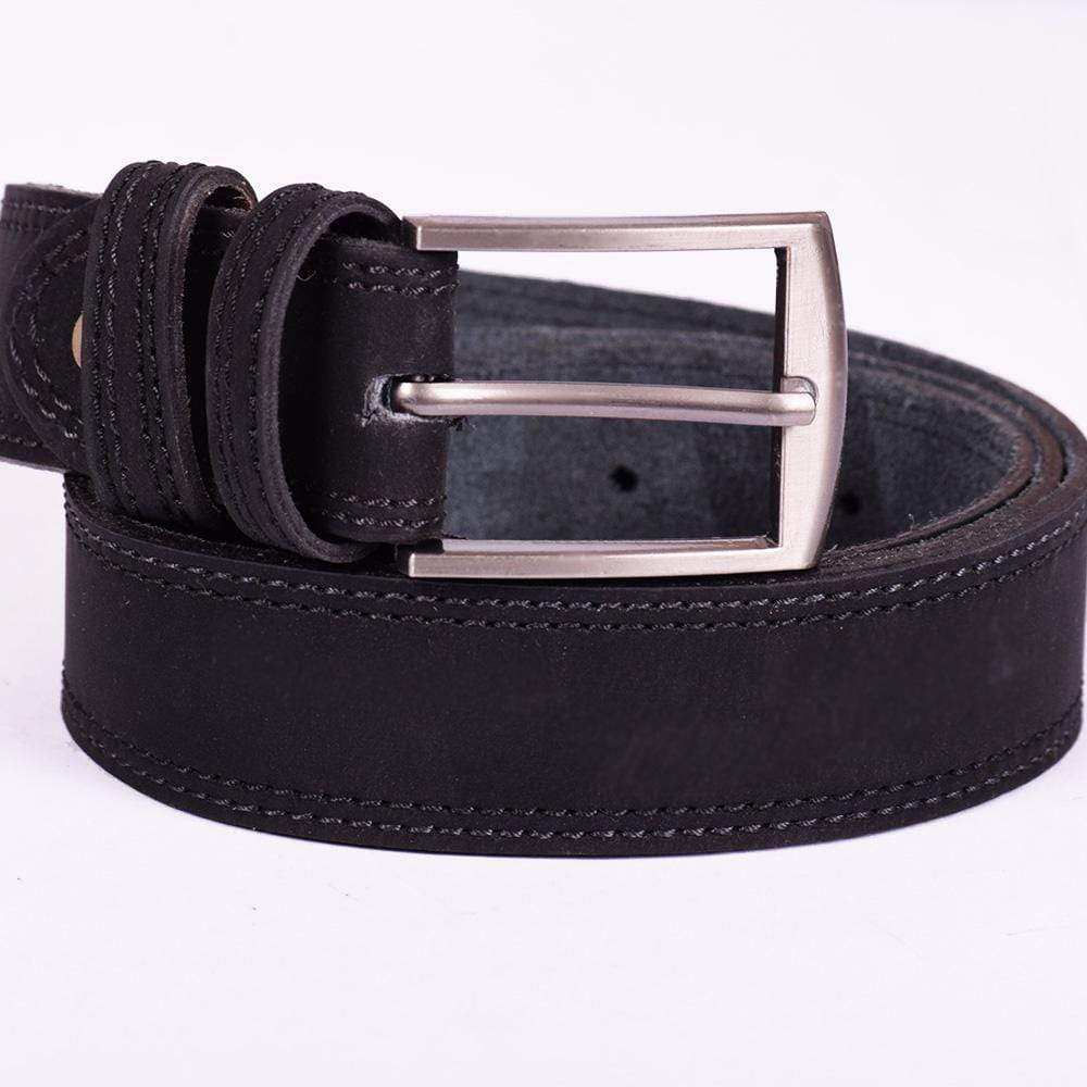 Stone Harbor Men's Belt 40 Inches STONE HARBOR MEN'S klots Textured LEATHER BELT