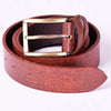 Stone Harbor Men's Lemfod Leather Belt