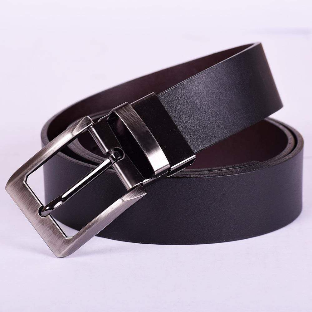 Stone Harbor Men's Belt STONE HARBOR MEN'S LOMO LEATHER BELT