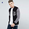 Stone Harbor Joshua Contrast Sleeves Bomber jacket