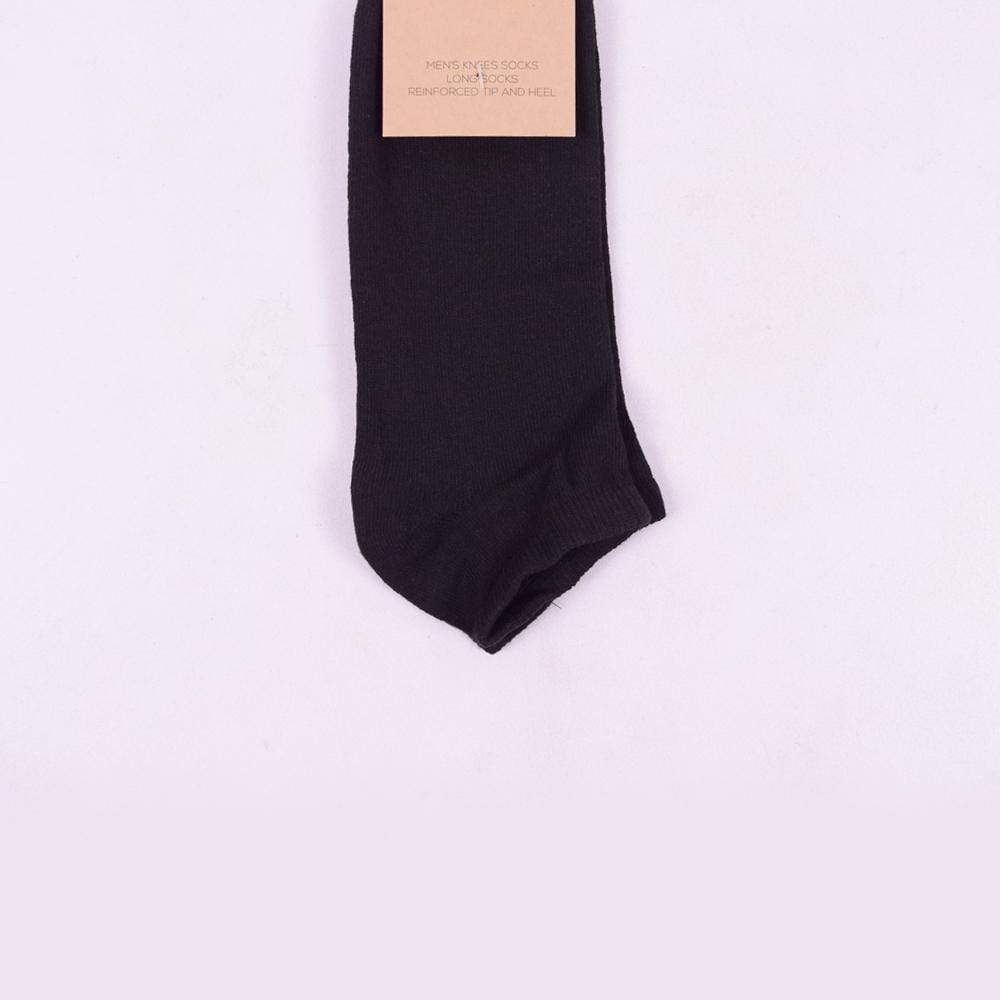 Stone Harbor Men's Socks Men's Stone Harbor Black Ankle Socks