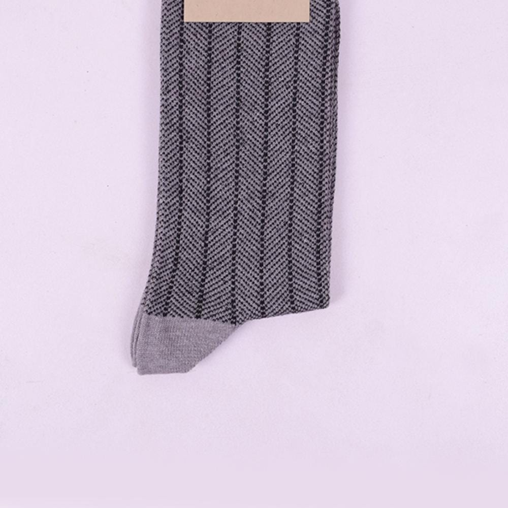 Stone Harbor Men's Socks Men's Stone Harbor Textured Lining Long Socks