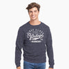 Stone Harbor Men's Sweatshirt Denim Blue / S Men's STONE HARBOR First Class SWEAT SHIRT
