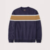Stone Harbor Men's Sweatshirt Navy / S Men's Henry James Flogs Crew Neck SWEATSHIRT