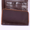 Stone Harbor Holid Choc Mens Leather Wallet