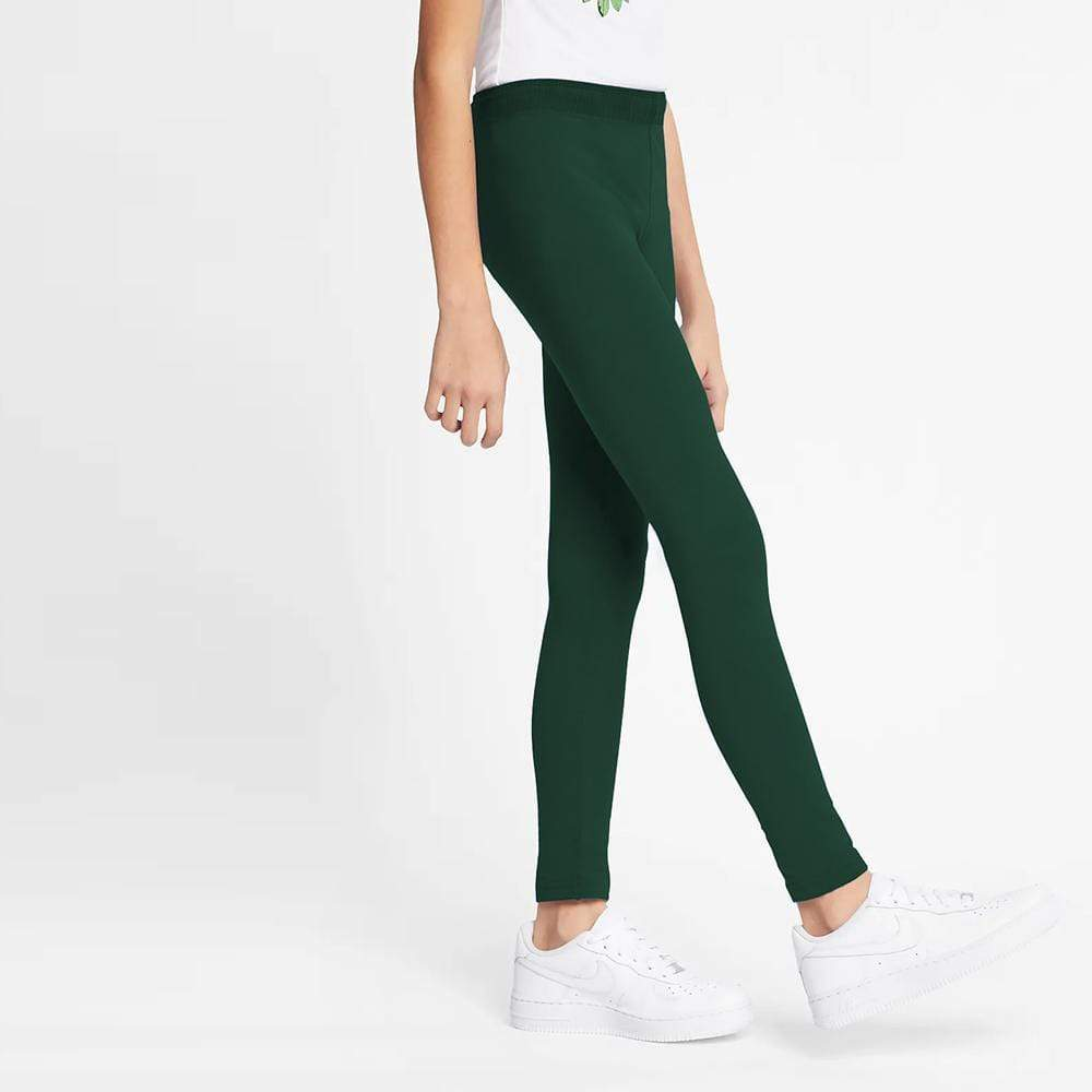 Stone Harbor women Leggings Green / S-10 Stone Harbor INTERLOCK Stretchy Tights