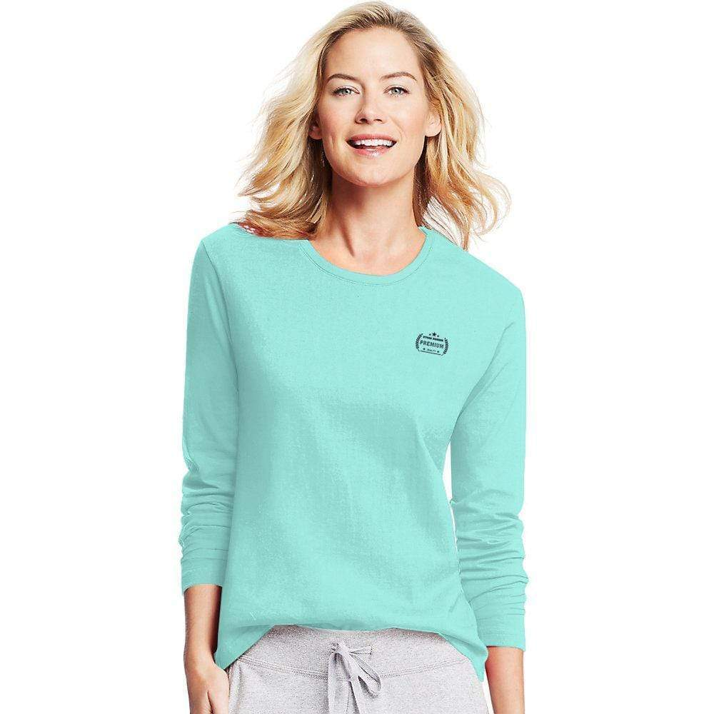 Stone Harbor Women Sweatshirt Turquoise / S-10 Women's STONE HARBOR PREMIUM SWEAT SHIRT