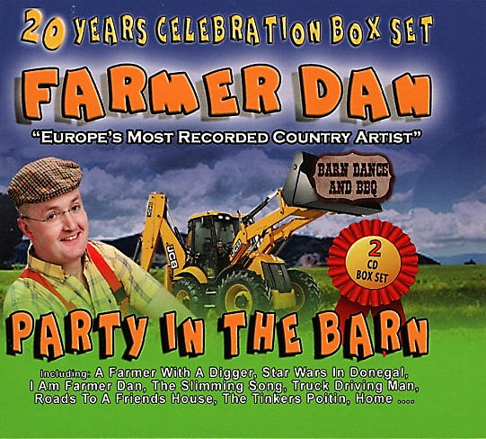 The Ultimate Collection Country Greats: Party In The Barn