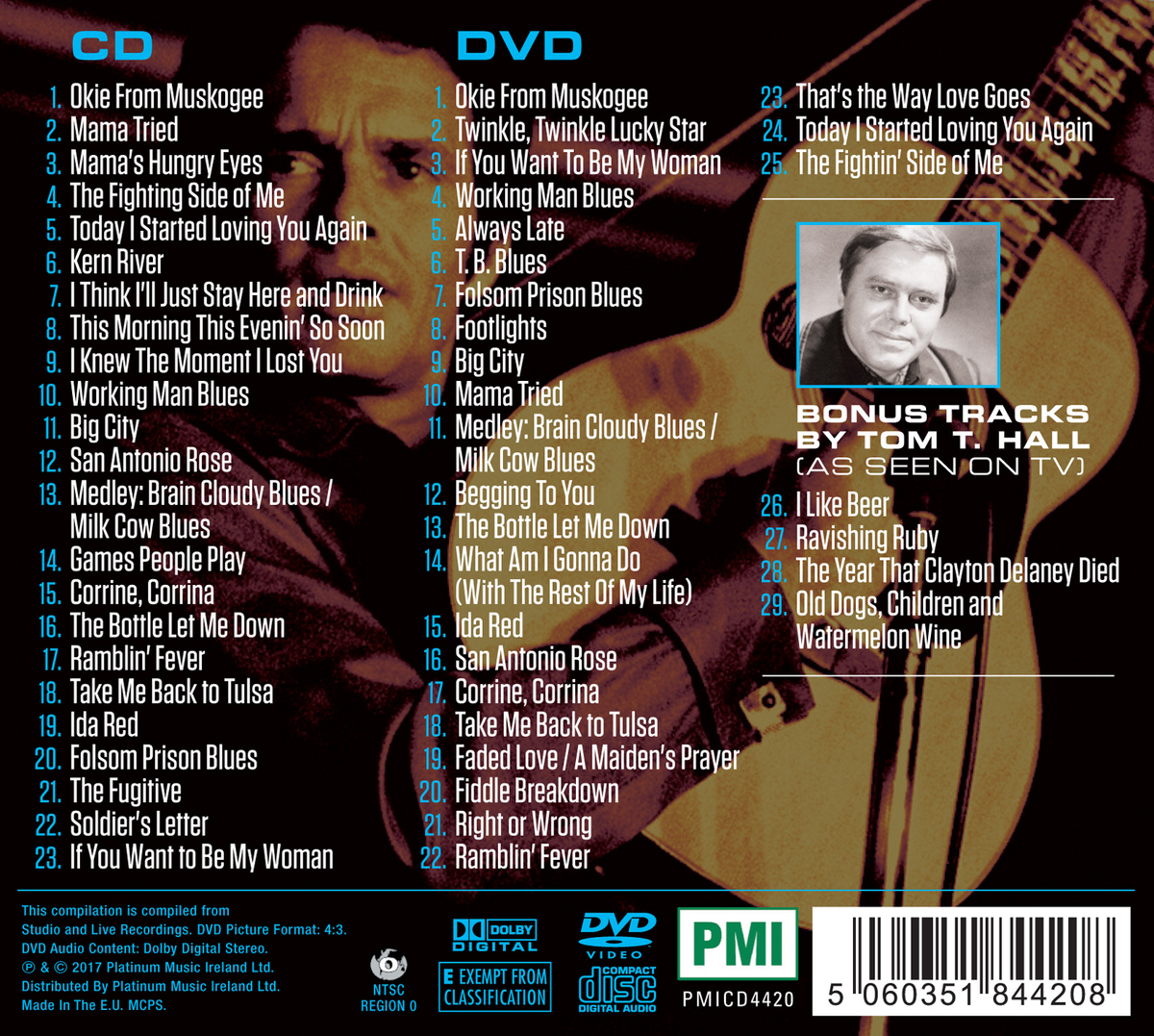 The Ultimate Collection Country Greats: Merle Haggard The Ultimate Collection (Deluxe Edition CD